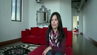 Nice Native-American Ladyboy Interview