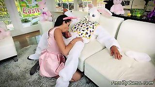 18 Dp First Time Uncle Fuck Bunny