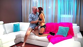 Spizoo-Teen Ariana Marie Is Punished By A Big Dick,big Booty