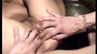 Pilonnages Anals Interracial