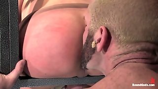 A Great Bondage Film With Gey Submissive Hunks