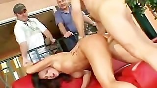 Brought Wife To Be Screwed With A 6 Inch Cock