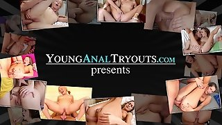 Young Anal Tryouts - Nina Likes To Suck
