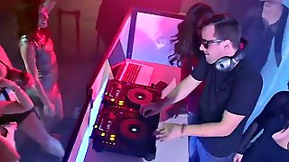 Brazzers - Brazzers Exxtra - The Joys Of Djing Scene Starrin