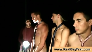 Gay College Teen Frat Party