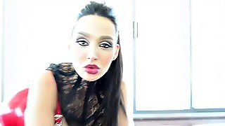 Amy Anderssen - Latex Show