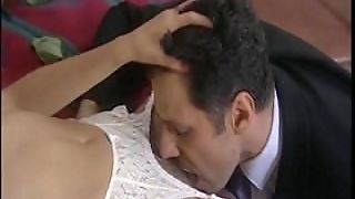 Couple Fuck After Getting Married