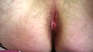 Anal Creampie Release In Bed ;)