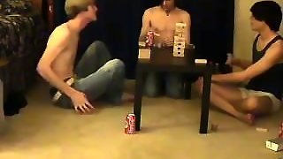 Gay Guy Gives Me A Footjob Trace And William Get Together With Their New