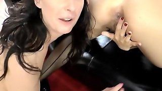 Heels Slut Ass Spunking