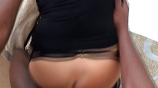 Interracial Loving Glam Babe Assfucked