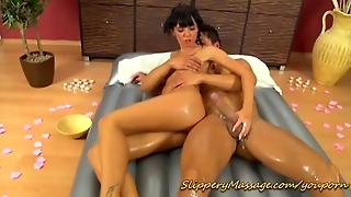 Calling For Nuru Massage Sex