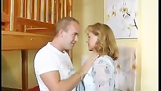 Mature Woman With A Young Boy (4)