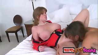 Slutty Darla Crane Teaches Stepdaughter