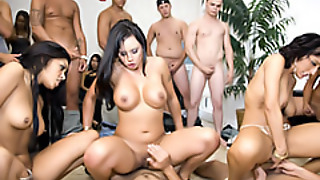 Amazing Group Sex!