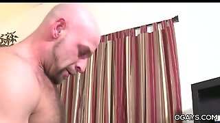 Muscular Rough Gay Intercourse