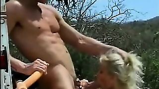 Blond Oral Action