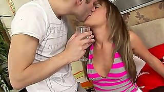 Young Girlfriend Extreme Penetration