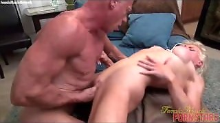 Mature Muscled Mandy Gets Fucked