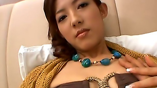 Hiromi Aoyama Is A Horny Asian Racequeen