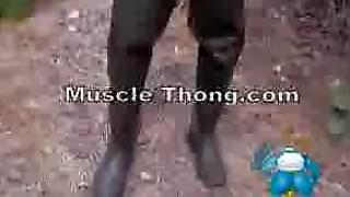 Muscle Thong Sicilian