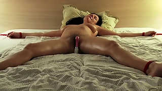 Mature With Wet Hairy Pussy Tied Orgasm