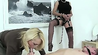 Mature British Milfs Bdsm Trio
