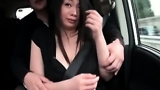 Asian, Public, Big Boobs, Outdoor, Brunette, Hardcore, Japanese, Reality