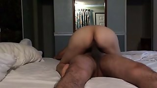 Hairy Guy Banging My Pussy In A Missionary Position