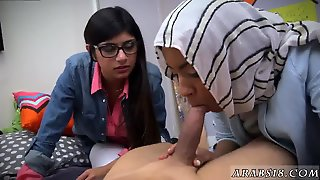 Flash Bus Arab Bj Leschum S Sons With Mia Khalifa
