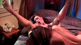 Lesbian Girls Orgasm Together Thanks To 69 And Scissoring