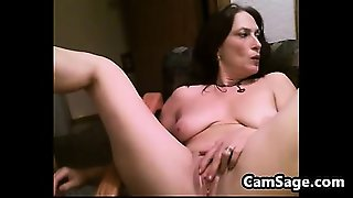 Bbw Candy Solo Pleasure