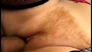 Hairy Pussy Threesome