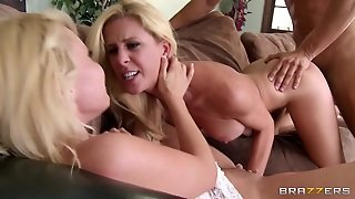Real Wife Stories: Calling In A Cock. Aaliyah Love, Cherie Deville, Danny Mountain