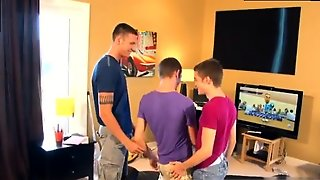 Sport Gay Sexs First Time Wii Times Three