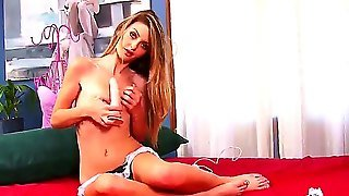 Naughty Young Blonde Staci Silverstone Has