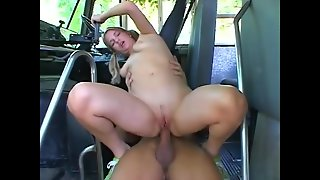 Awesome Misty Parks Anal And Facial