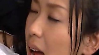 Publicsex Asian Jizzed On On The Bus
