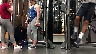 Two Beautiful In The Gym