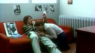 Hot Babe Has Dirty Telephone Call (1970S Vintage)