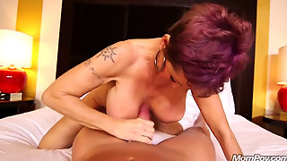 Between, Bubble, Mature, Pounded, Mom, Milf, Tits, Hard, Anus, 50Yo, Getting
