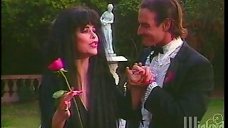 Gothic Milf With Huge Juggs Gets Licked In The Cemetery