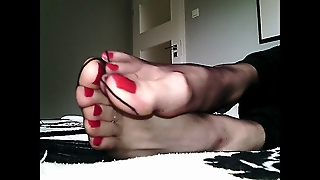 Toes Of A Pervert