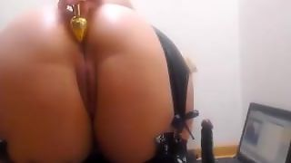 Big Booty Anal Toy