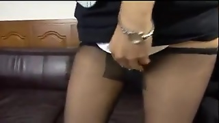 Japanese Pantyhose Office Lady