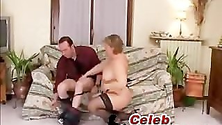 British Plump Housewife Fucked British
