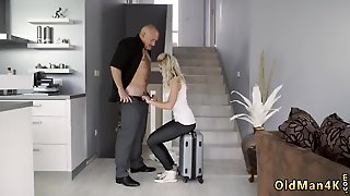 Daddy Fucks And Punishes Anal Old Man Young Rough Gangbang Finally At Home, Ultimately