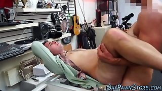 Amateur Gets Gay Anal Sex