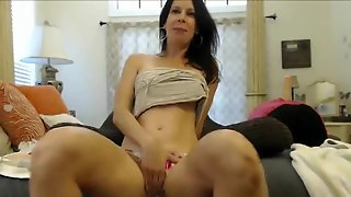 Amateur, Homemade, Toys, Fake Tits, Anal, Big Tits, Brunette, Milf, Solo Girls