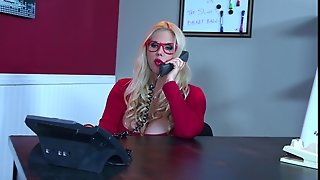 Pawg - Karen Fisher Office Fuck
